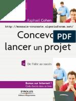 Concevoir et lancer un Projet.pdf