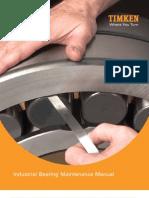 Industrial Bearing Maintenance Manual