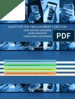 Audit Manajemen Bab 3