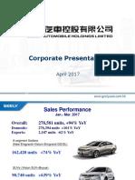 GeelyAuto Presentation Apr2017