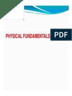 Physical fundamentals of ships