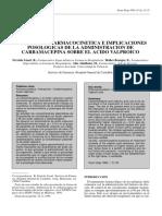 carbamacepina acid valproico