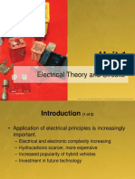 Unit 1 - Electrical Theory and Circuits