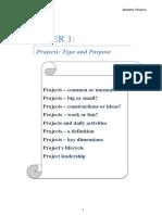 Projects Management course.pdf