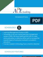 ACE Programs