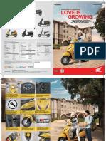Activa 5 g Brochure