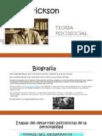 Diapositivas Erikson