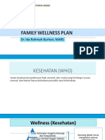 Family Wellness Plans