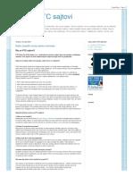 Sta su PTC sajtovi.pdf