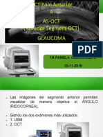 Clase as Oct en Glaucoma