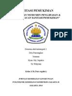 Bab 8-Alat Dan Instrumen Pengawasan & Pemantauan Sanitasi Pemukiman