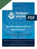 Ref Mental Health Bibliography2013
