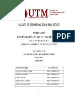 Report Enginnering Survey