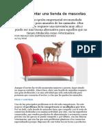 Cómo montar una tienda de mascotas.pdf
