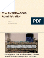 18-TIA606 Admin standard.ppt