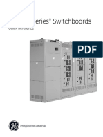 DE280C Spectra Switchboards Quick Reference.pdf