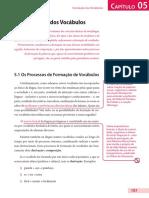 Cap 5 Morfologia Do Portugues WEB 107 138(1)