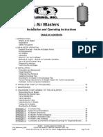 GWE Air Blaster Operations Manual