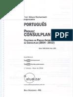 Provas de Portugues - Consulplan