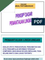 Pemantauan AMDAL