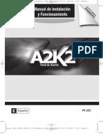 Manual a2k2 Alta