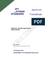 Malaysian Standard MS1500:2009