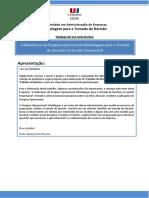 Atividade AV3 - Parte I_Modelagem