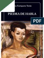 Piedra que habla_ antología; Ana Enriqueta Terán [Venezuela].pdf