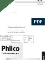 Manual PHILCO modelo PH9000QFM4 Quente e Frio.pdf