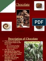 DD's Chocolate Presentation