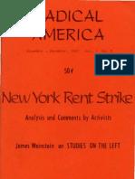 Radical America - Vol 1 No 3 - 1967 - November December