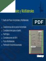 07. Pozos  Horizontales y Multilaterales.pdf