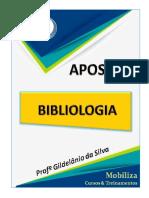 Capa Bibliologia