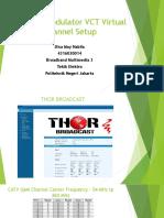 Encoder Modulator VCT Virtual Channel Setup.pptx