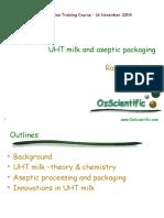 UHT Milkaseptic Packaging