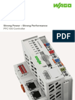 Controller PFC 100 Strong Power Strong Performance 60290805