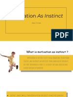 presentation  motivation