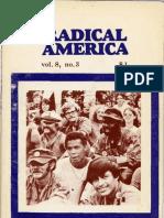 Radical America - Vol 8 No 3 - 1973 - May June