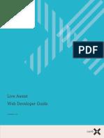 FusionLiveAssist_Web Developer Guide_v1.37.pdf