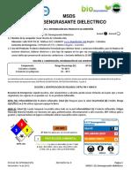 HS Limpiador Dielectrico