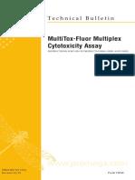 Cytotoxicity assay