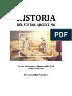 HISTORIA DEL FÚTBOL ARGENTINO (2019)