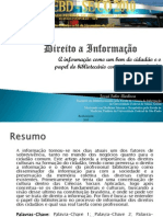 Direito a Informação