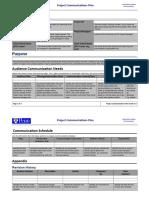 Project Communication Plan Template.doc