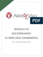 Alex en Vivo Modulo2