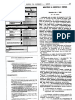 Quimicos - Legislacao Portuguesa - 1990/01 - DL nº 8 - QUALI.PT