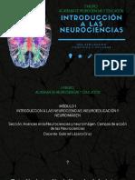 1 - Avances en La Neurociencias - Modulo 1