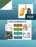 Tratamiento y Pronostico CA Pulmonar