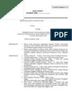 Format Sk Tim Pengelola Subsidi Bomm 2008