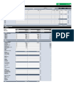 IC Business Budget Template 8739